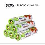 Hight Qualitätsnahrungsmittelverpackung PET haften Film-Rolle an