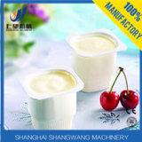 2t/H complètent la chaîne de production de yaourt
