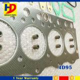 De Uitrusting van de Pakking van de dieselmotor voor de Uitrusting van de Pakking van de Revisie van de Motor van KOMATSU 4D95