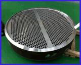 Выкованный лист тубопровода и пробки для обмена жары