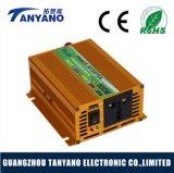 C.C de bloc d'alimentation de véhicule de 12V 110V/220V 500W à l'inverseur 500W de relation étroite de réseau à C.A.