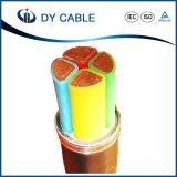 Materiale di isolamento del PVC e tipo cavo di tensione di media di energia elettrica