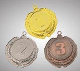 Médaille d'argent de 2.0 pouces pour la concurrence de passerelle