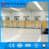 China Rack Fabricante Heavy Duty Steel Mezzanine Floor