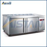 Machine de cuiseur d'admission de Solides totaux-Pcl de matériel de restauration