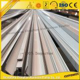Hersteller anodisiertes Aluminiumrohr-Gefäß mit kundenspezifischen Größen und Mehrfarben