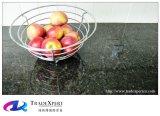 El panel entero de la máquina del granito del adorno de la encimera negra de la cocina