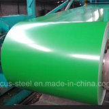 JIS G3312 ha preverniciato le bobine d'acciaio galvanizzate della bobina Z275/PPGI