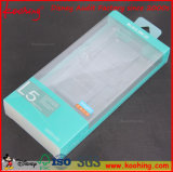 Koohing Transparent Hot Stamping Offset Printing Pet Retailing Boîte d'emballage