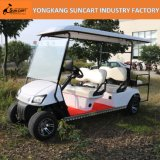 Нов электрическая тележка гольфа 6 пассажиров, Sightseeing тележка гольфа, дешевая тележка гольфа для сбывания