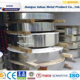 L'acier inoxydable laminé à froid 301 304 Csp durcissent la bande d'acier inoxydable