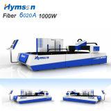 Aço inoxidável da liga da máquina de estaca do laser da fibra do CNC