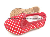 Al bebé de los zapatos de lona de inyección causal Calzado Calzado (FFBB1228-01)