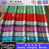 Ral9003 PPGL Fliese des Farben-überzogene gewölbte Dach-Blatt-T