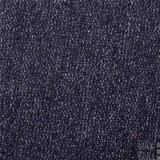 Tessuto Mixed delle lane di /Polyester /Vicose /Cotton delle lane in azzurro profondo