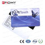 고주파 RFID 지능적인 MIFARE DESFire EV1 2K 카드