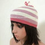 100% акрил с Beanie Stripe / вышивают Logo