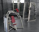 macchina di concentrazione del martello, forma fisica, strumentazione di ginnastica, piedino Curl-DF-8008