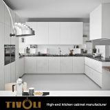 Het open Meubilair van de Keuken van het Ontwerp van de Voorraadkast van Kithen van de Plank Witte (AP092)