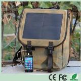 солнечная батарея 10W 5V поручая напольный мешок Backpack для Backpack заряжателя выхода USB панели солнечных батарей перемещения взбираясь (SB-188)