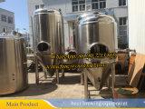 Los tanques de Lagering de la maduración de la cerveza verticales