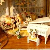 Дом куклы игрушки обтекателя втулки непоседы деревянная
