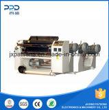 Máquina que raja del rodillo de papel de tres capas