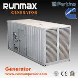 Generador diesel en contenedor/generador del envase