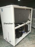 refrigerador de água 28kw de refrigeração ar para o teste de laboratório magnético da ressonância