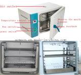Oven de Op hoge temperatuur van het Roestvrij staal van het laboratorium Luchtdroge