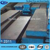 Сталь прессформы плиты 1.2311/P20/3Cr2Mo горячего надувательства стальная пластичная