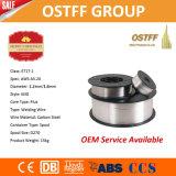 De Vervaardiging van de Fabriek van China 1.2mm 15kg LUF Uitgeboorde Draad van het Lassen (AWS e71t-1)