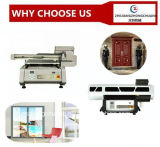 공장 가격 작은 UV 인쇄 기계를 가진 디지털 자동적인 다기능 정점