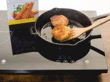 Cookware doppio del bruciatore dell'elettrodomestico, articolo da cucina, riscaldatore infrarosso, stufa, (SM-DIC08A)