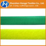 De gekleurde In het groot 100%Nylon Bevestigingsmiddelen van de Klitband van de Haak &Loop voor de Kleren van Schoenen