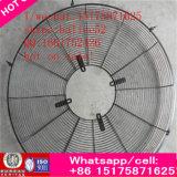 Butoir industriel de doigt de ventilateur de spirale commerciale d'assurance d'Alibaba avec la couverture de gril de butoir de ventilateur en métal