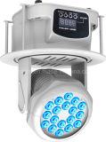 Cabeça movente lavagem quente do diodo emissor de luz da venda 18PCS 3W RGB 3in1 da mini