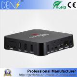 PRO boîtier décodeur 16.0 du WiFi 4k 1080I/P Kodi du faisceau Android5.1 DDR3 1g HDMI 2.0 de la quarte S905 de Mxq