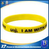 Wristband feito sob encomenda do silicone para a promoção (ele-PVC002)