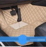 Cuir 2013-2016 du couvre-tapis 5D de véhicule de Chevrolet Camaro