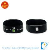 Поделенный на сегменты таможней Wristband печатание силикона для подарка