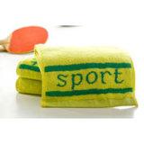 強い吸水の100%年の綿のスポーツまたはテニスまたはゴルフタオル