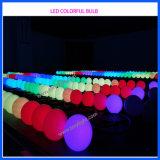 Bola al aire libre de la luz del partido del disco del club del LED IP65 RGB