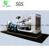 0.2-25MPa Presión de descarga Compresor de Gas Natural Comprimido CNG