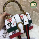 Sac à main en cuir d'unité centrale de Madame la plus neuve en gros Embroidery Tote Shoudler Bag de créateur pour les femmes Sy8409