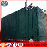O preço barato Anti-Escala a cerca de aço da construção da cerca da estrada de ferro da alta segurança