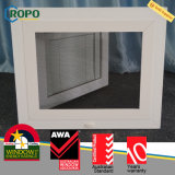 PVC australiano Windows vitrificado dobro e portas do padrão para a casa