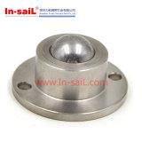 円形のフランジヘッドステンレス鋼の球のプランジャ