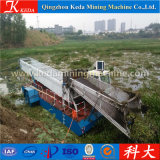 High Efficiency Weed Harvester & Water Hyacinth Cutting Ship & Floating Garbage Collect Boat / Dredger for Sale