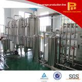 Sistema de tratamiento de aguas puro de ciudad del agua de río de la máquina de la producción del agua